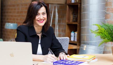 Glòria Martínez aposta per la reinvenció com a via per a l'èxit en temps difícils com aquests.