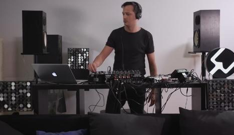 Marc Marzenit, estrella musical a la festa major de Mollerussa