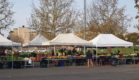 Lleida recupera el mercat dels dijous del Camp d'Esports