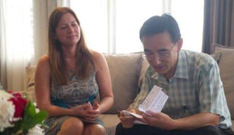 El documental explica la repressió dels dissidents xinesos.