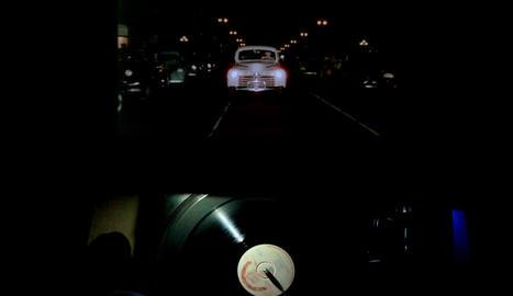 Videocreació d'Albert Bayona, 'L'últim passeig de Beth Short'.