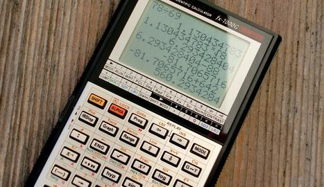 Les matemàtiques, de llenguatge fonamental a prescindible?