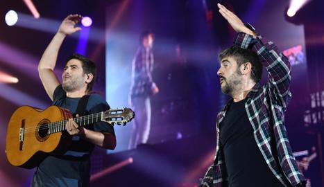 Els germans Muñoz.