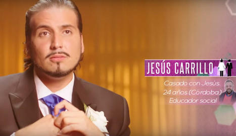 Saray, quan era Jesús Carrillo.
