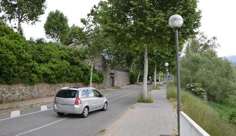 Aquesta segona fase millorarà la il·luminació de vint carrers.