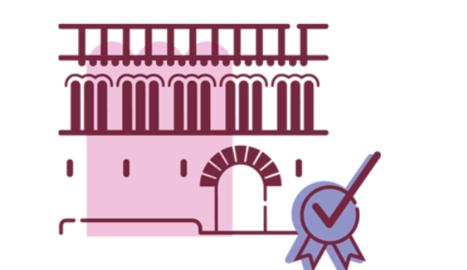 Imatge del logotip de la bústia ètica estrenada ahir per la Paeria.