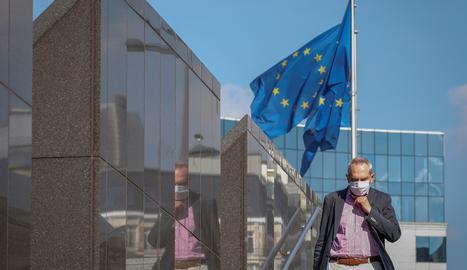 Brussel·les proposa un fons de 750.000 milions d'euros per rellançar l'economia després de la crisi pel covid-19