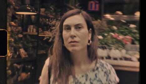 Txell Bonet manté una videoconferència amb Victoria Szpunberg sobre el feminisme.