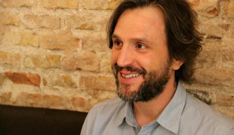 El director Pau Miró.