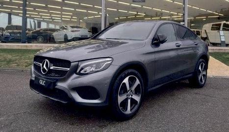Mercedes GLC Coupé 220 d