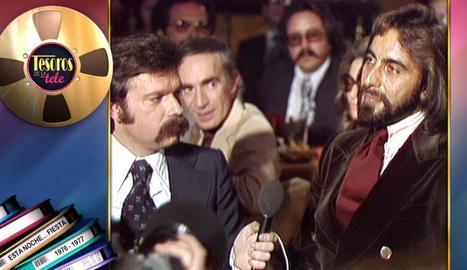 José María Íñigo entrevista l'actor indi Kabir Bedi, que va encarnar el mític Sandokan el 1976.