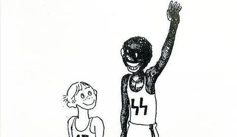 Polèmica per un dibuix de Pilarín Bayés que pretenia recolzar la causa antiracista