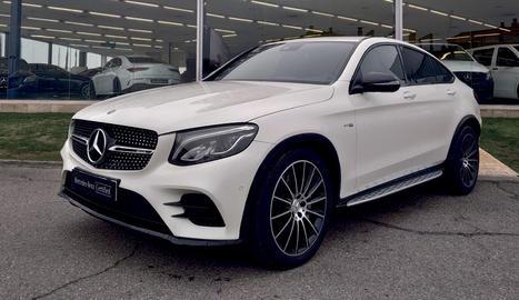 Mercedes-AMG GLC Coupé 43