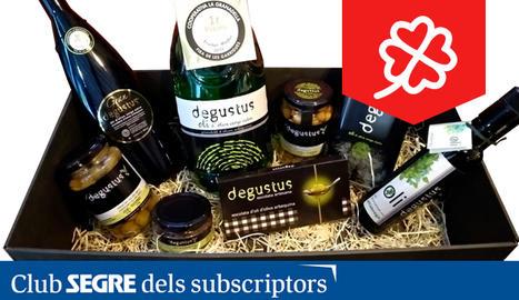 L'oli d'oliva verge extra Degustus, ha estat premiat amb la medalla d'Or al concurs d'Oli de Nova York.