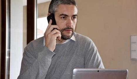 Bernat Solé, en una imatge recent com a conseller d'Exteriors.