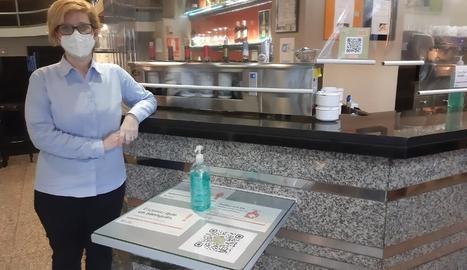 L'hotel Nice de la Seu d'Urgell ha allotjat només treballadors durant la fase 2.