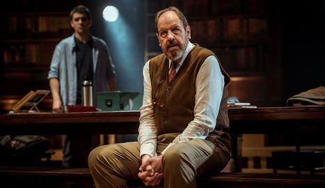 Josep Maria Pou havia d'actuar a la Llotja el 5 d'abril, en una obra ara ajornada al 9 d'octubre.