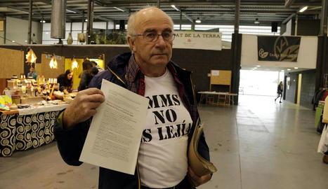 Imatge d'arxiu de l'horticultor Josep Pàmies.