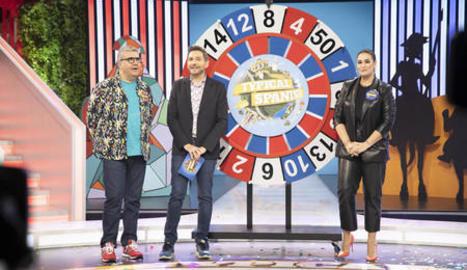 Una imatge del primer programa.