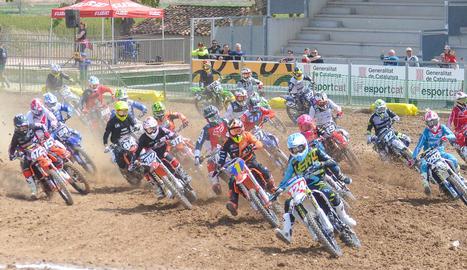 El circuit de Bellpuig és fix en el calendari del campionat.