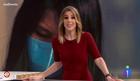 Ana Ibáñez a 'España directo'.
