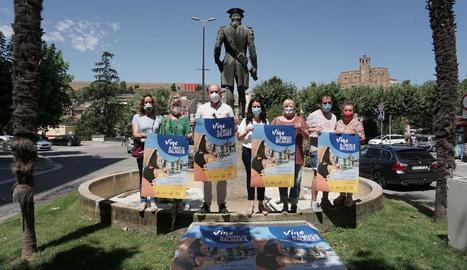 Presentació de la campanya comercial de Balaguer.