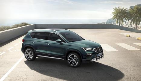 Dissenyat i posat a punt a Martorell, la nova versió del SUV compacte respon a l'actual llenguatge de disseny de Seat.
