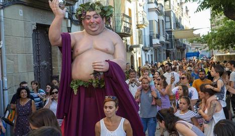 Nardus s'ocupa cada any d'inaugurar les celebracions.