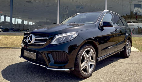 Mercedes GLE 250 d