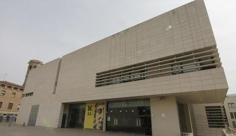 Les projeccions tindran lloc a la plaça davant el Museu.