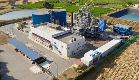 Neoelectra adquireix el 90% de la planta de tractament de purins VAG de Juneda