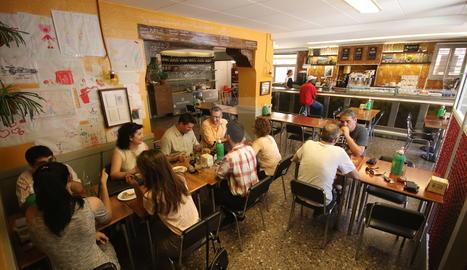 Imatge d'arxiu del Bar Blasi de Lleida.