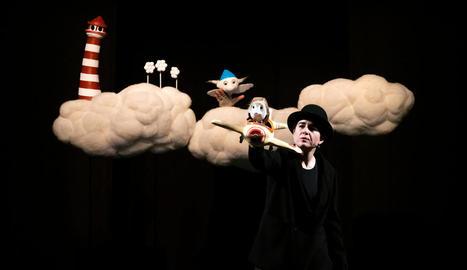 Els murcians Periferia Teatro estrenaran en català 'Núvol Núvol'.