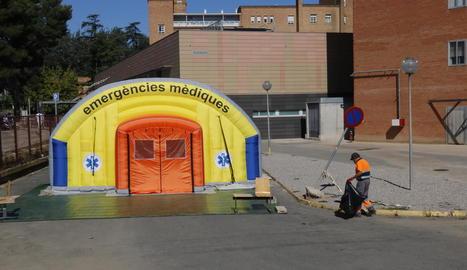 Salut detecta 155 nous casos de coronavirus a la regió sanitària de Lleida