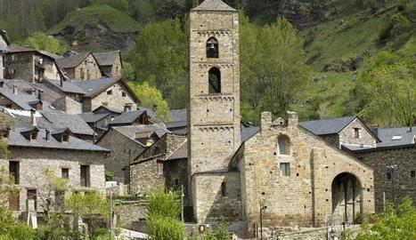 Església de la Nativitat de Durro.