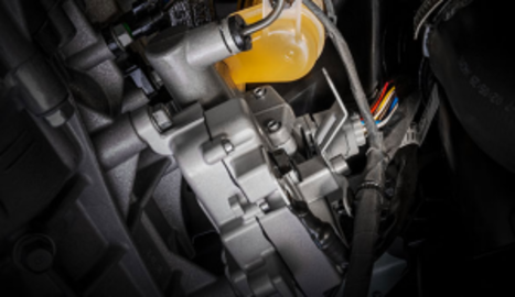 Està dissenyada per als cotxes elèctrics híbrids de 48  V.