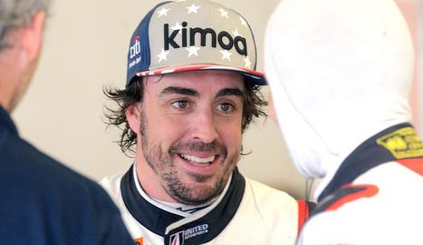 Alonso ha disputat les grans curses nord-americanes i un Dakar des que va deixar la F-1 el 2018.
