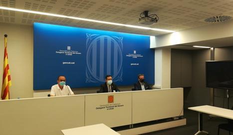 Pueyo demana un pla de mesures d'estímul econòmic per a la comarca del Segrià
