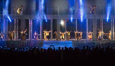 Espectacle 'Power of Diversity', dels alemanys Pan.Optikum.