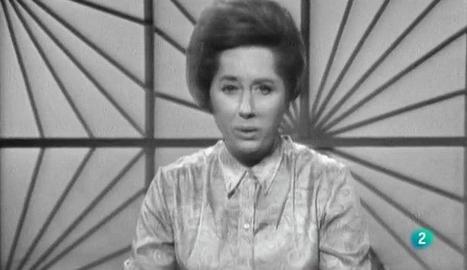 Maruja Callaved en el seu programa.