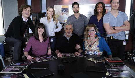 L'equip multidisciplinari que protagonitza la ficció de Cuatro.