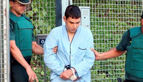 Mohamed Houli Chemlal, un dels membres de la cèl·lula jihadista.