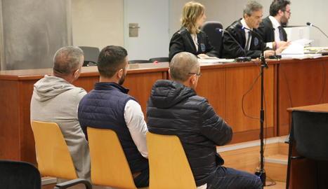 El judici es va celebrar a l'Audiència el març del 2018.