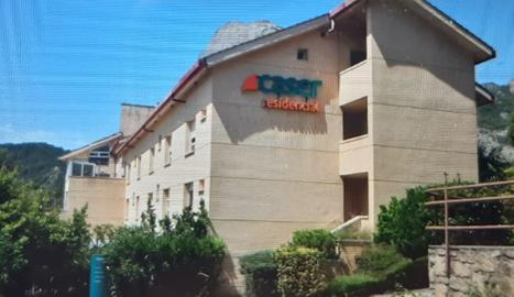 Brot en una residència d'Oliana amb 26 casos positius