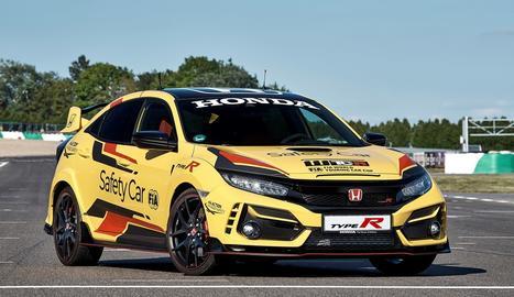 Honda estarà al capdavant tant de la seguretat com de la competició quan comenci la temporada del Campionat Mundial de Turismes (WTCR) de la FIA.