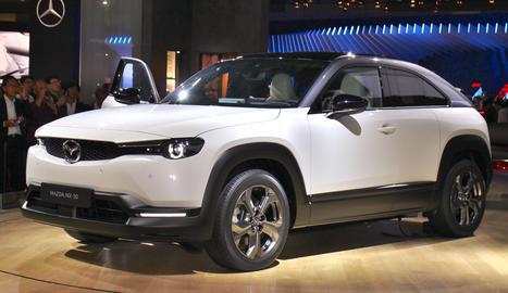 Aquest SUV preveu sortir al mercat a finals d'estiu.