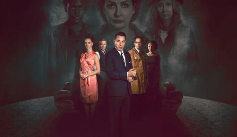 Els personatges de la minisèrie basada en les novel·les de Christie.