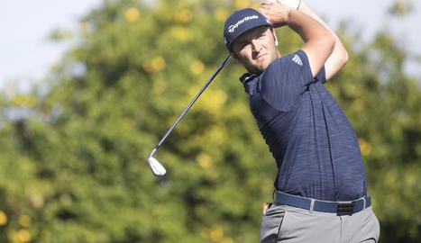 El de Barrika va guanyar diumenge el Memorial del PGA Tour.