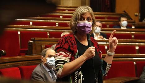 Torra afirma que el Govern estudia la possibilitat de tancar l'oci nocturn a tot Catalunya