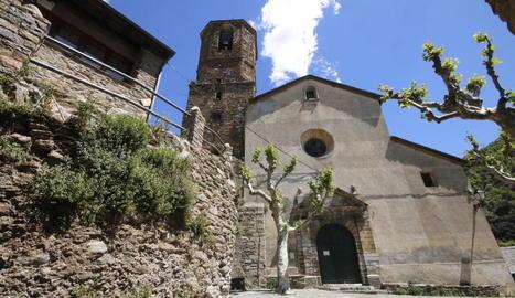 Església Vella del Pont de Suert.